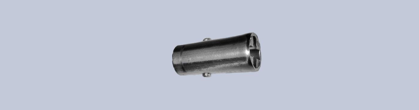 Werkzeug Aufsatz Krampaer Hammer - Aufsatz zum Krampen / Drahtschlaufen einschlagen im Zaunbau